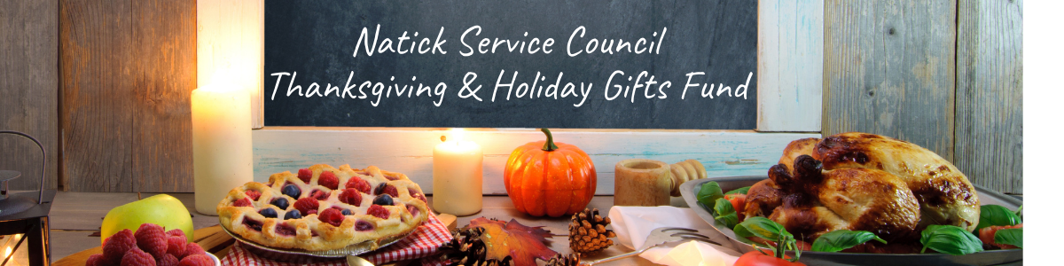 Please consider giving to our Thanksgiving & Holiday Gifts Fund.